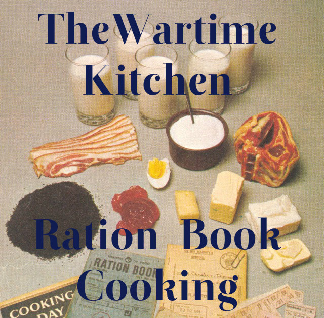 Ration Book Cooking With Great British Bakeware By George