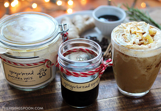 Gingerbread Syrup