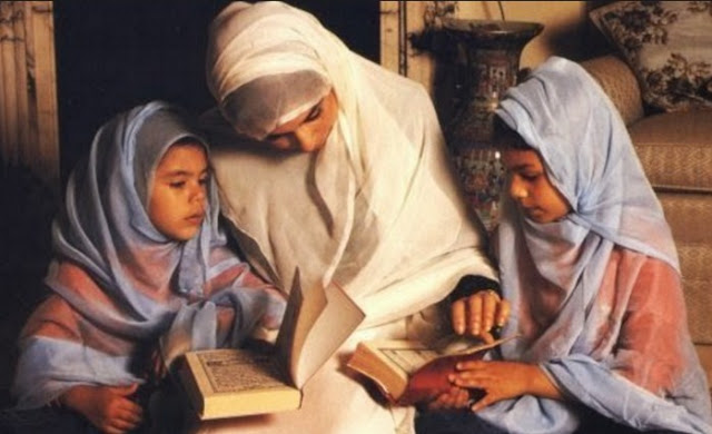 Ibu madrasah pertama dan utama bagi anak