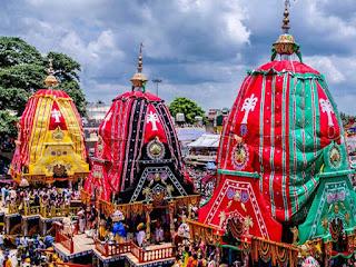 Wishing You Happy Rath Yatra 2019