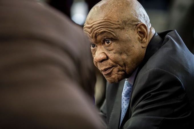 Lesotho's Prime Minister Thomas Thabane announces he'll resign as Police plans to charge him with murdering his estranged wife