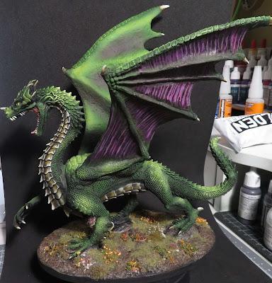miniatura dragon