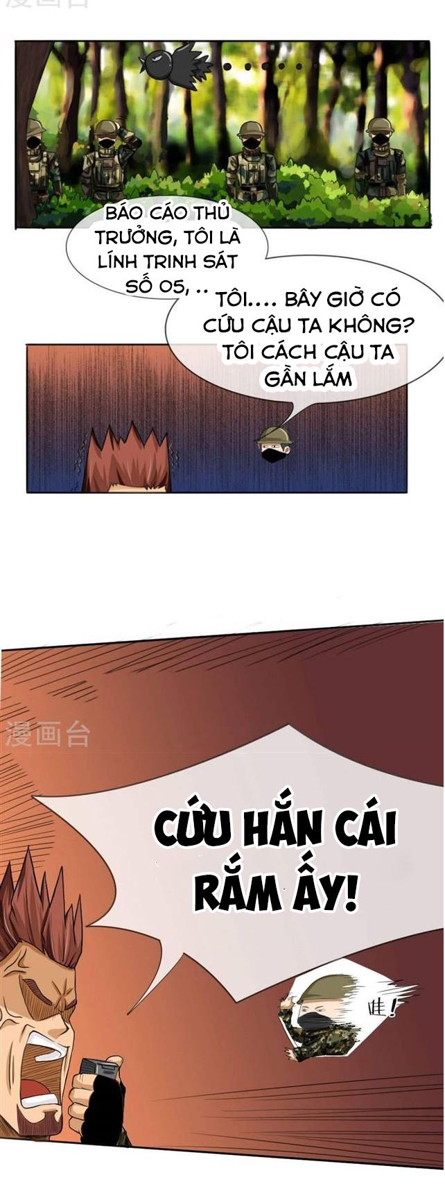 Tuyệt Thế Binh Vương Chapter 4 video - Hamtruyen.vn