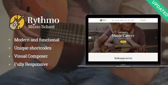 Rythmo v1.0.1 - Chủ đề dạy học âm nhạc