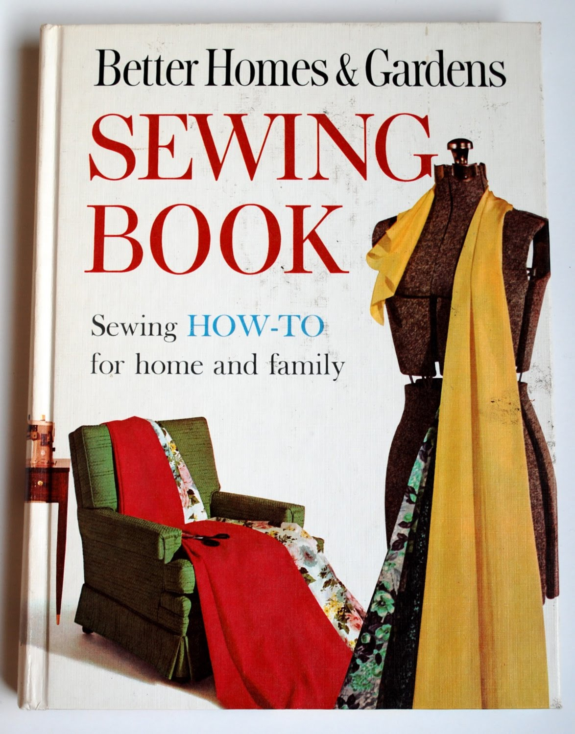 Vintage Sewing Book 89