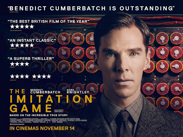 The Imitation Game- Yapay Oyun