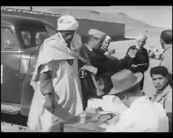 شريط نادر: اللاجئون الجزائريون بوجدة سنة 1958 هربوا من بظش الإستعمار الفرنسي