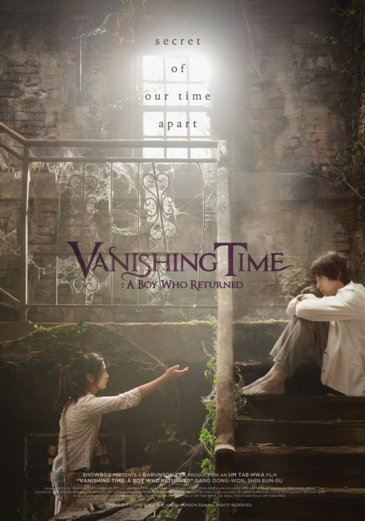 Resultado de imagem para vanishing time a boy who returned