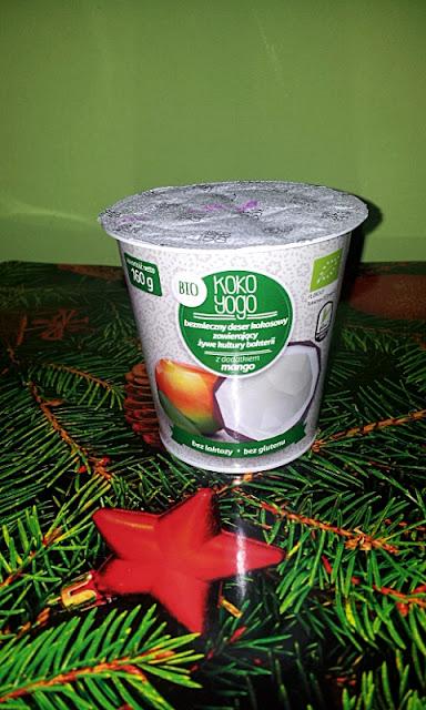 Koko Yogo z dodatkiem mango