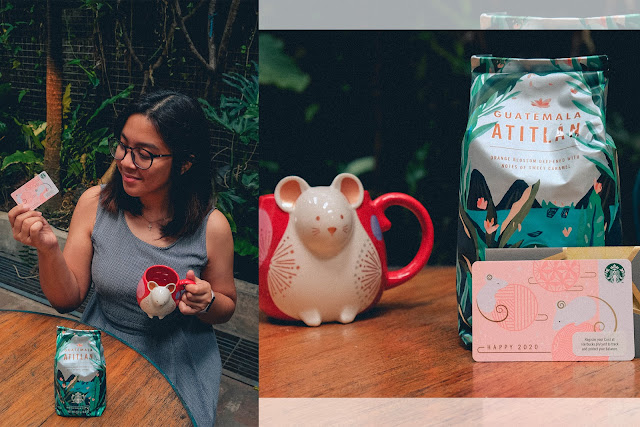 Patty Villegas - The Lifestyle Wanderer - Starbucks - Philippines - Lunar New Year - 2020 - Year of the Rat - Card - Mug - Guatemala Atitlan-title