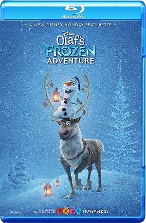 Olaf's Frozen Adventure 2017 WEB-DL 720p
