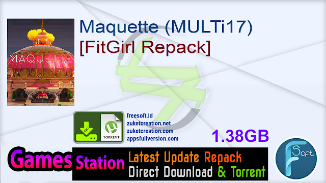 Maquette (MULTi17) [FitGirl Repack]