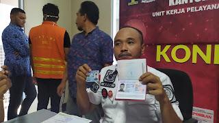 Tengah Bertemu, WNA Asal Malaysia Diamankan Imigrasi Cirebon