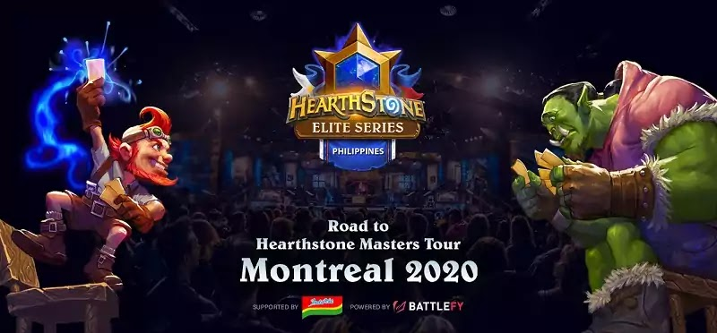 Hearthstone Elite Series Philippines Group Stage
