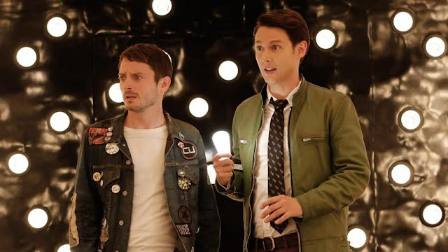 Dirk Gently%2B%25281%2529 - Review: Dirk Gently's Holistic Detective Agency