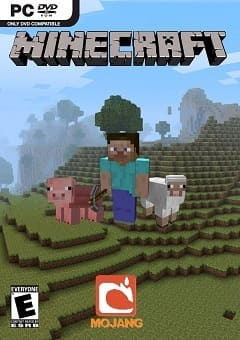 Minecraft 1.8 Jogos Torrent Download capa