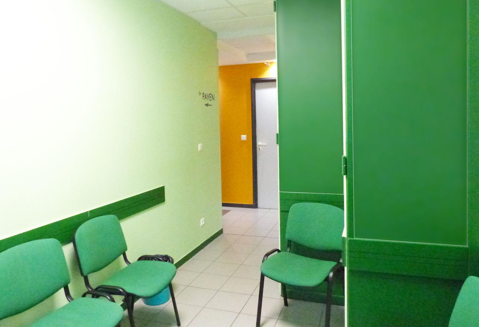 Docteur Payen, Ophtalmologue Tourcoing - Salle d'attente