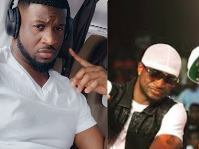 """You're Singing Rubbish Since You Left Your Brother, Better Go Back""- Fan Slams Peter Okoye, He Reacts"