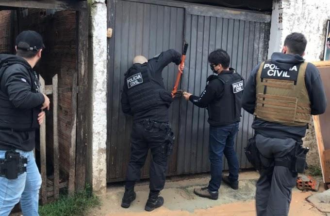Polícia acaba com tele-entrega de drogas em Cachoeirinha e Gravataí
