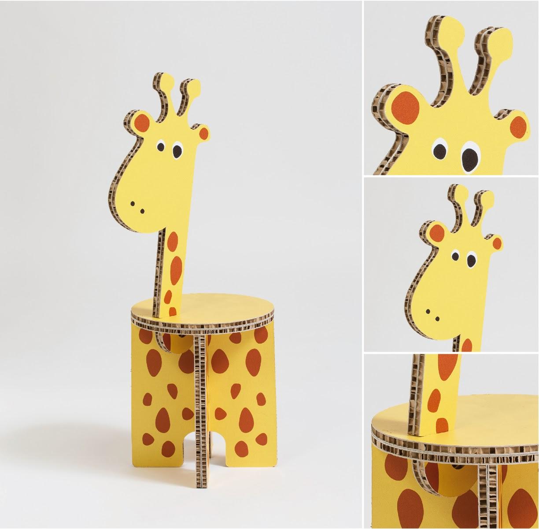 Raffa La Dondolo Giraffa.Ta Ta Unconventional Design For Kids Novembre 2013