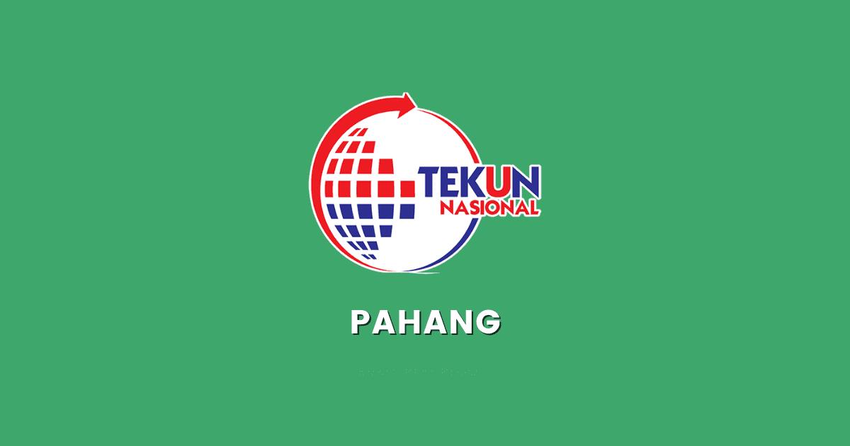 Cawangan Tekun Nasional Negeri Pahang