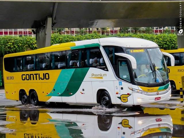 Viação Gontijo abre vagas para Motorista Rodoviário.
