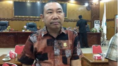 Ketua Komisi III DPRD Tanjab Barat Sesalkan Anggaran Proyek Jembatan di Seko di Pangkas