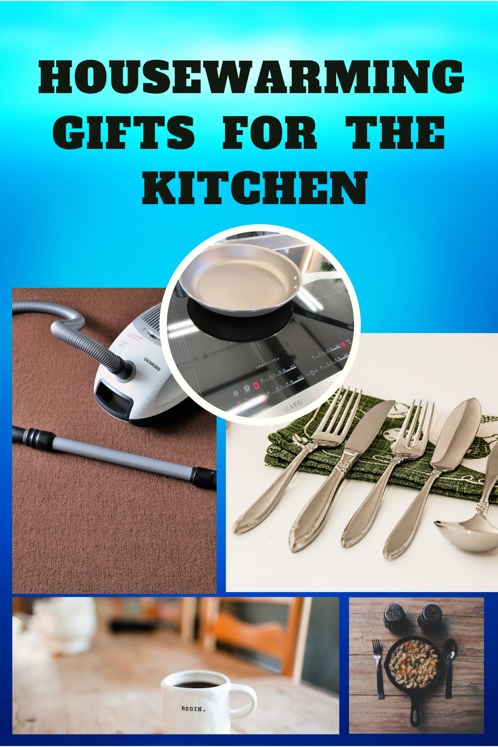 Best Way To Choose Housewarming Gifts For The Kitchen Sownews