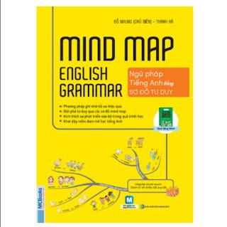 Mindmap English Grammar - Ngữ Pháp Tiếng Anh Bằng Sơ Đồ Tư Duy ebook PDF EPUB AWZ3 PRC MOBI