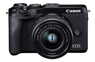 Canon EOS M6 Mark II Mirrorless Camers
