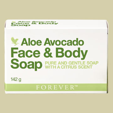 Сапун за лице и тяло с авокадо /Avocado Face & Body Soap/