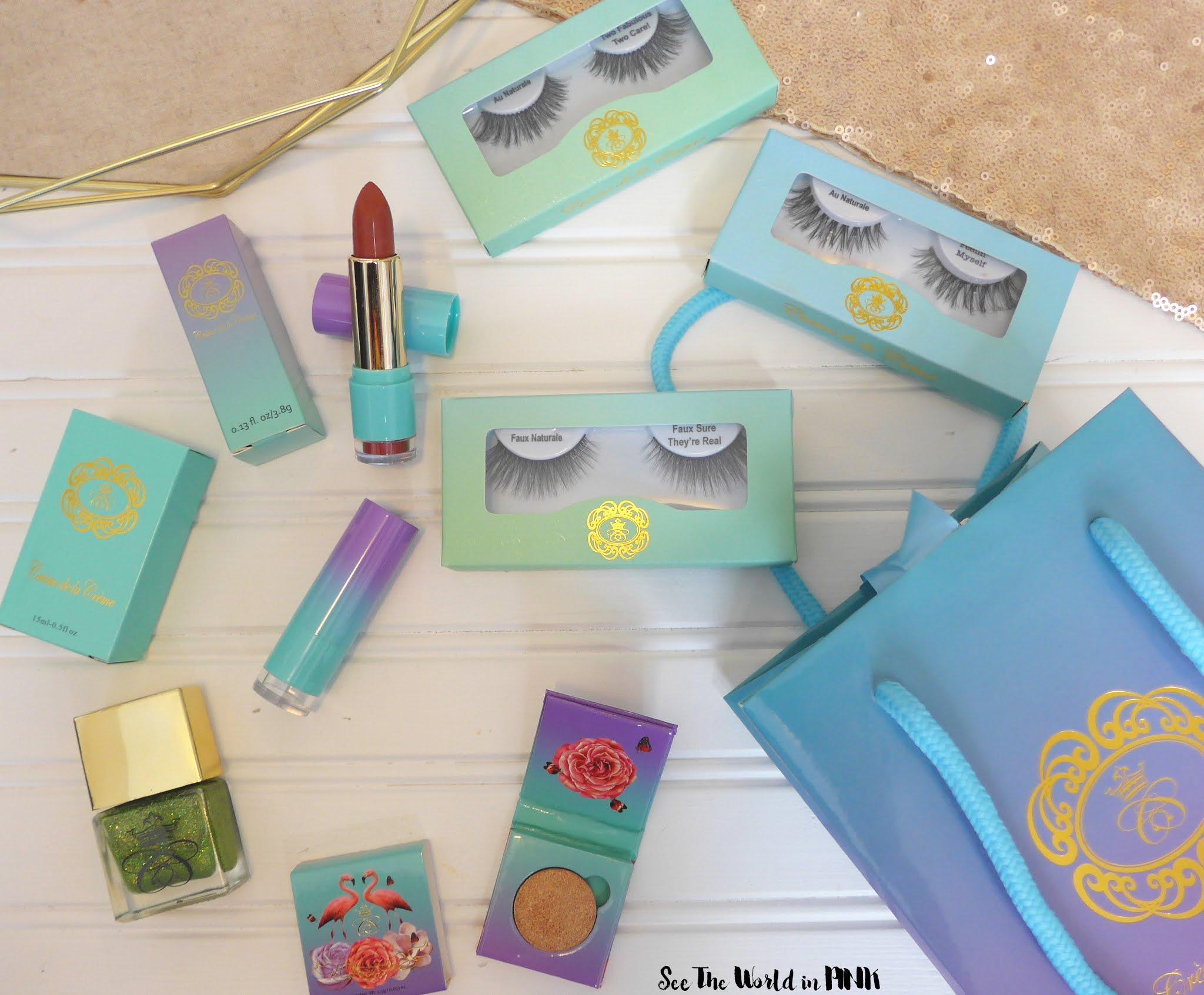 Creme de la Creme Beauty Lounge Custom Lipstick & Makeup in Sherwood Park, Alberta