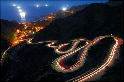 Foto de Coleccion: carretera en la montaña