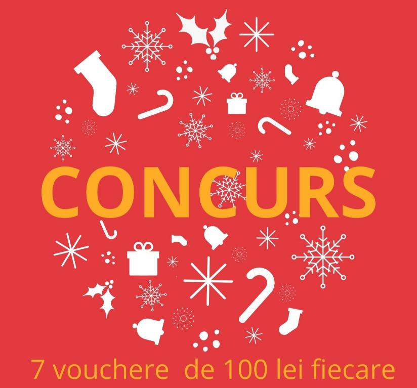 Concurs de Craciun - Castiga 7 vouchere de cumparaturi - concursuri - online