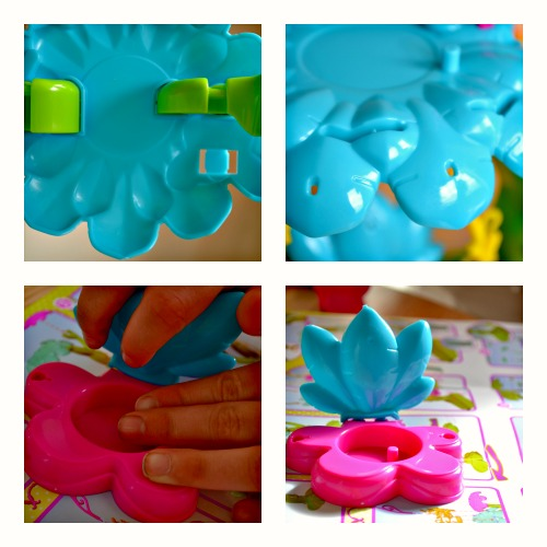 PInypons fairy castle review