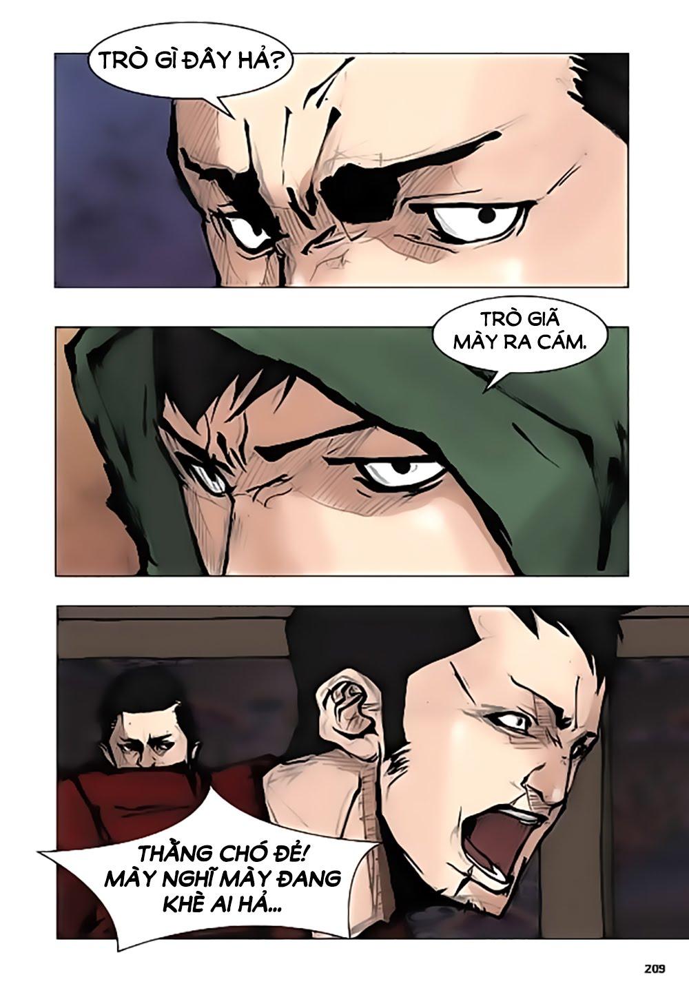 Tong | Tổng chap 30 - Trang 32