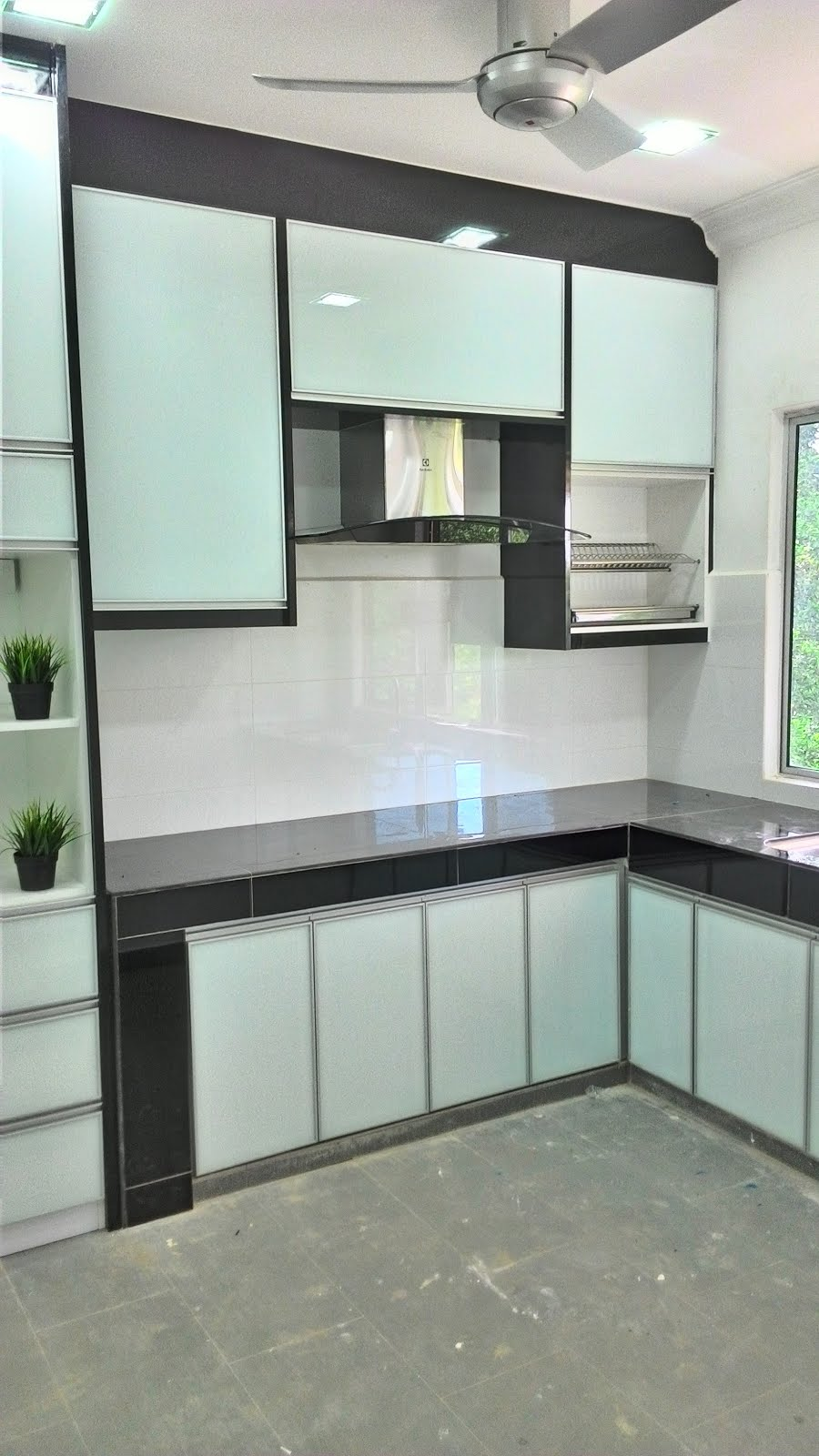 Tip Pasang Kabinet Dapur Keempat Pergau Kitchen Kedai Kelantan