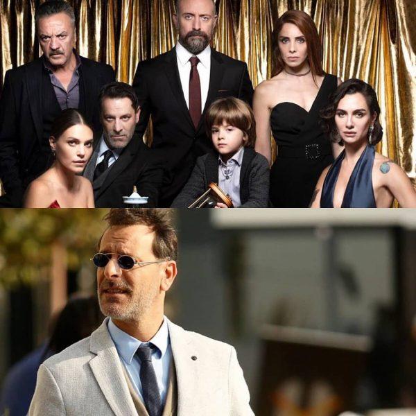 من سيحل محل أوزان جوفين في المسلسل التلفزيوني بابل؟