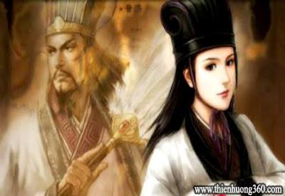 Hoàng Nguyệt Anh: Người Vợ khiến Gia Cát Lượng một lòng một dạ hết mực tôn kính