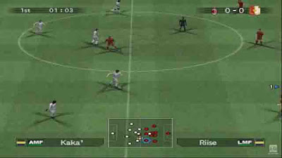 Download Game Pro Evolution Soccer 5 PES 2005 ISO PS2 (PC)