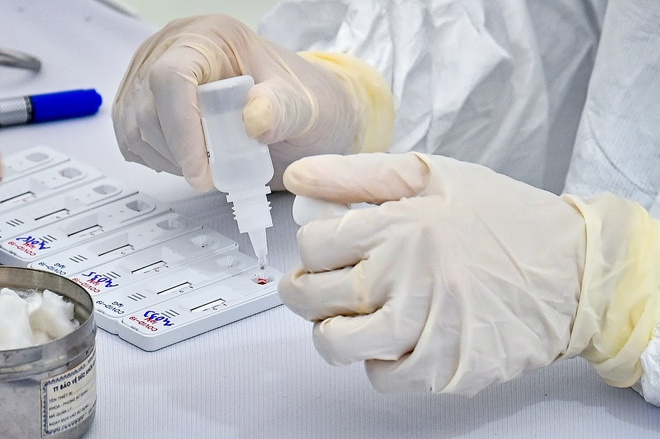 Bệnh nhân 1010 từng 4 lần xét nghiệm âm tính