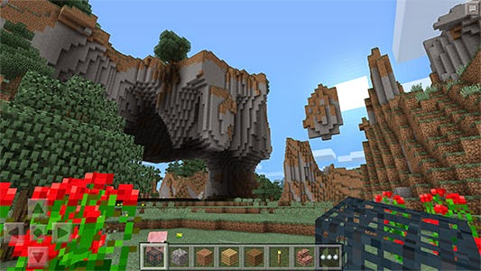 Download Minecraft Pocket v0.16.0  APK Mod