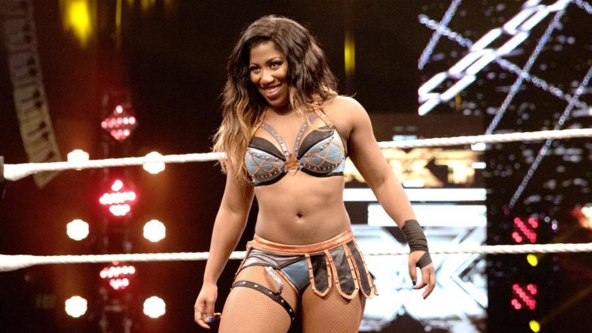Ember Moon pediu para voltar ao WWE NXT