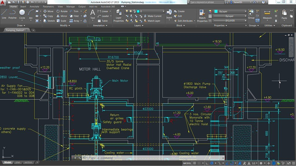 Autodesk AutoCAD LT 2015 Free Download Offline Installer
