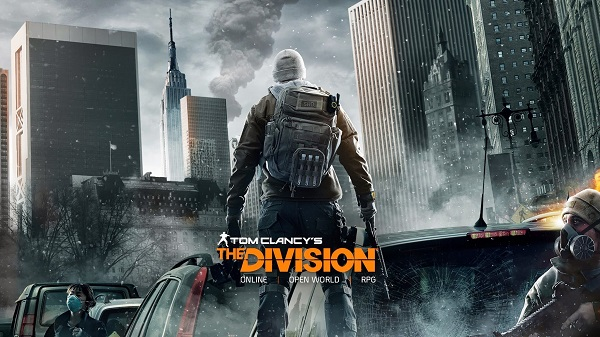 Gambar Game The Division (Ubisoft)