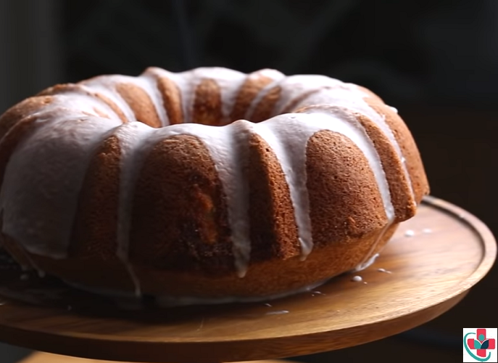 The softest and lemon-packed bundt cake recipe
