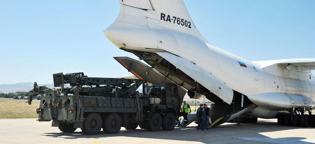 Moskow Diserang Musuh, Militer Rusia Operasikan Sistem Pertahanan Rudal S-400
