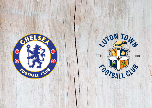 Chelsea vs Luton Town -Highlights 24 January 2021