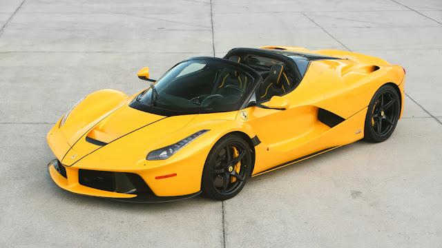 1. Ferrari LaFerrari