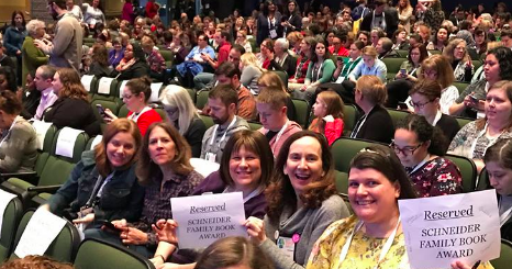 ALAMW 17....book awards, historic sites, and a social justice march